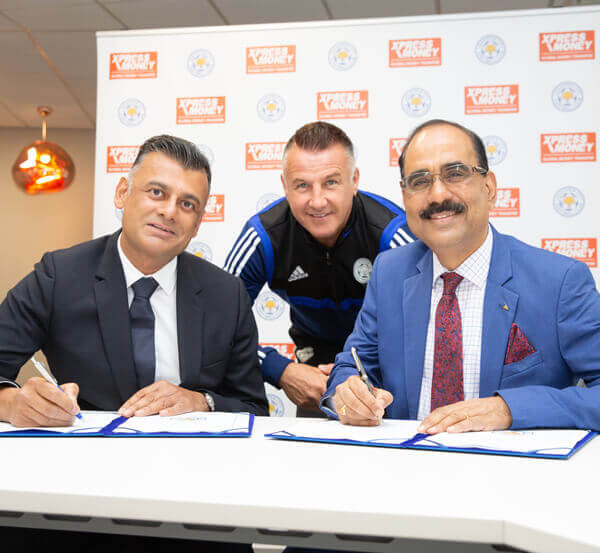 Xpress Money Signs Up As The Official Money Transfer Partner of Leicester City Football Club