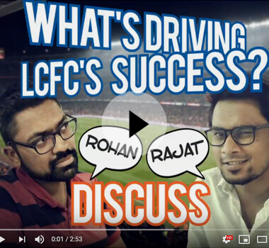 Listen to our in-house football enthusiasts speculate on whether Leicester City has cracked the formula for league and life success!