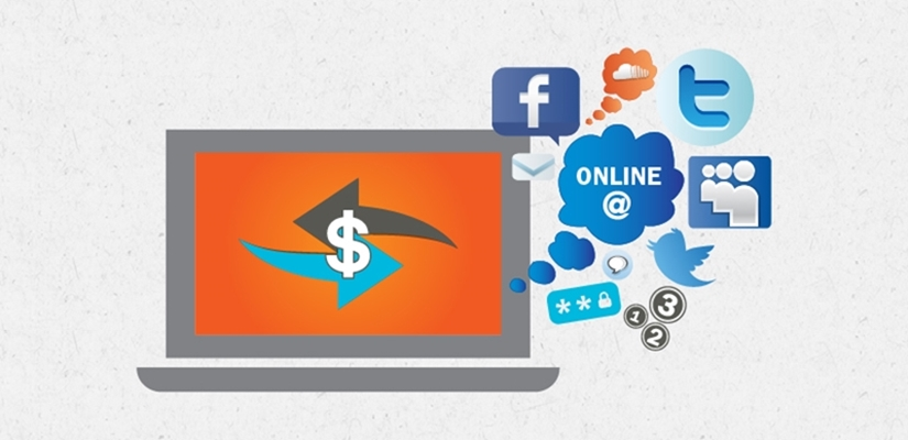 Money Transfer through Social Networking Sites