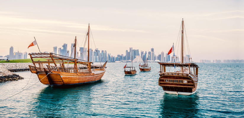 Qatar Best Performing GCC Country
