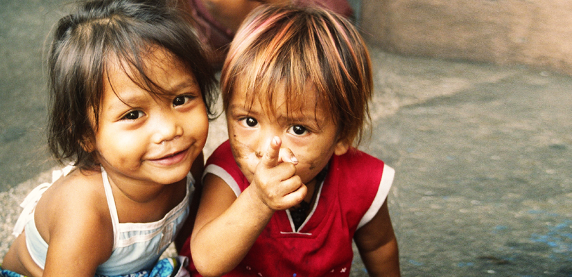 Abandoned Children In The Philippines