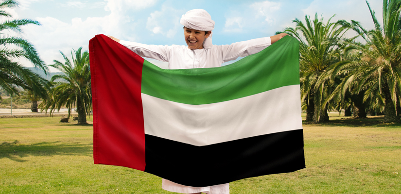 The UAE Flag Meaning