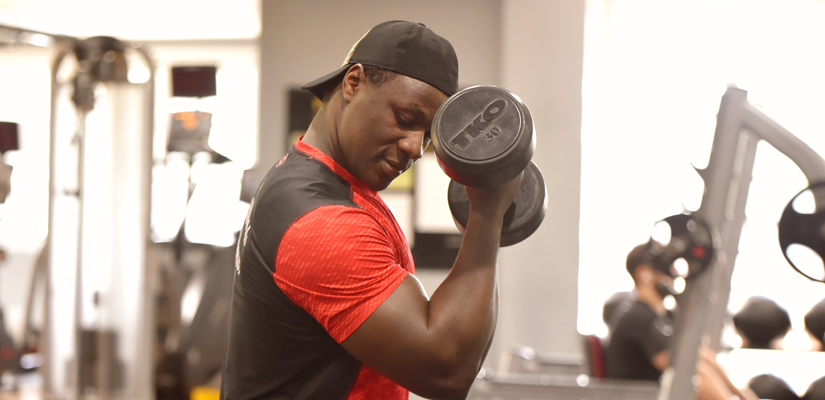Security Personnel To Personal Fitness Trainer – Fitness Fuels Dreams