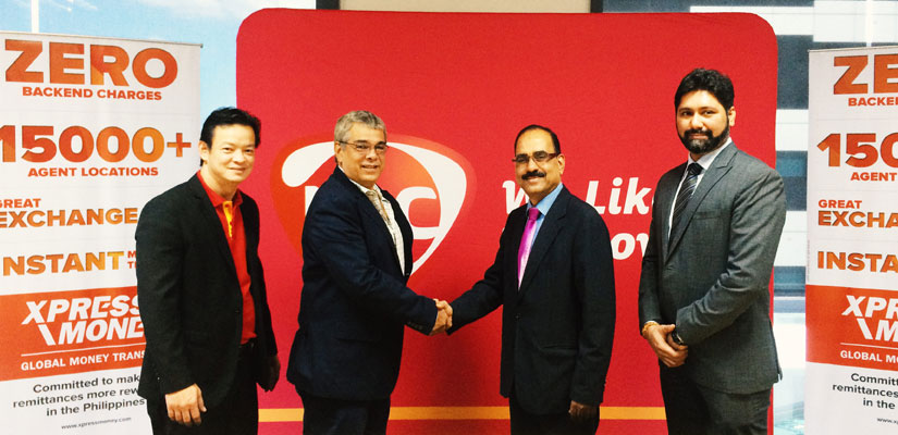 Xpress Money partners with LBC Express in the Philippines