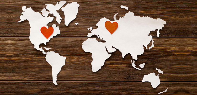 6 simple tips to make your long-distance relationship work