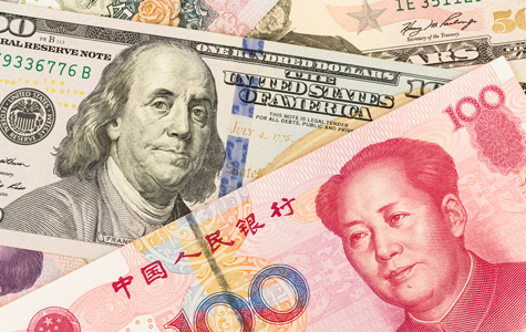 The Us China Currency War Things You
