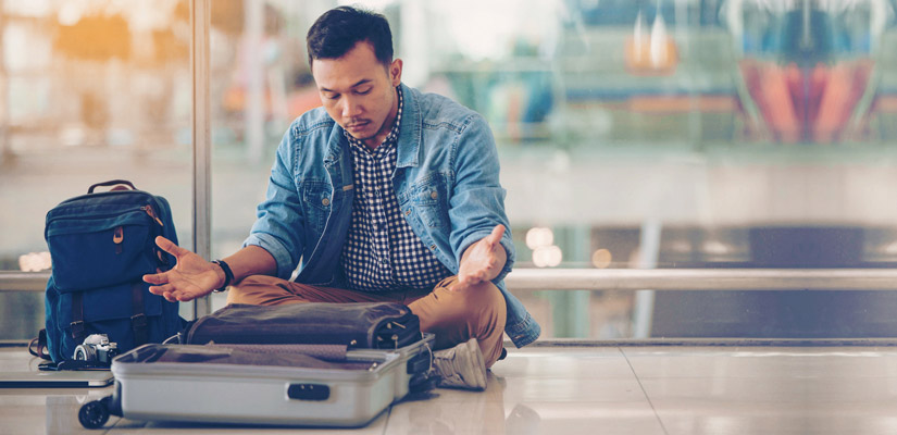 6 Steps to take if you lose your wallet while travelling