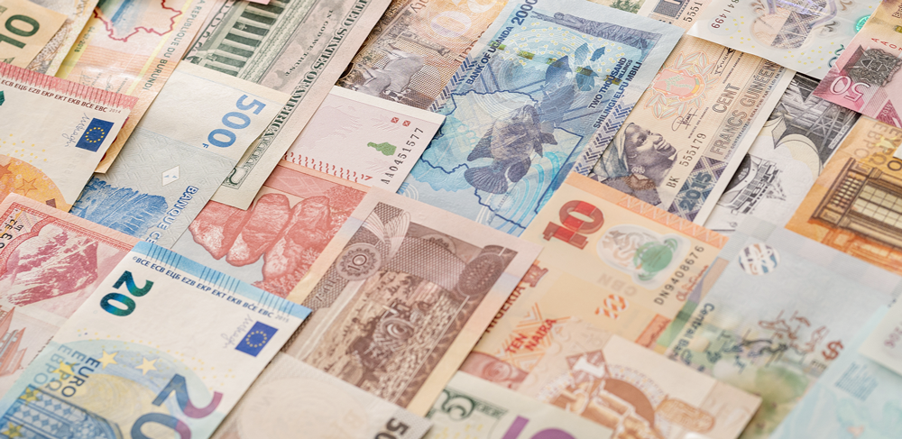 Currencies In Terms Of Exchange Rate